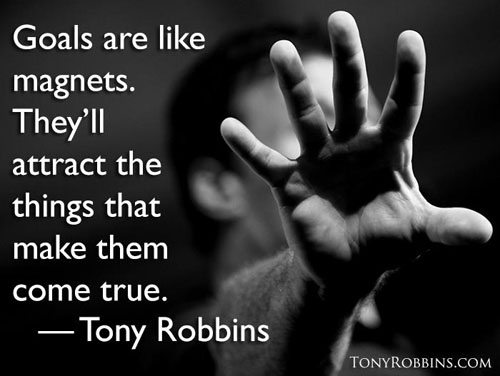 Tony Robbins Life Picture Quote