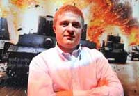 Victor Kislyi World Of Tanks