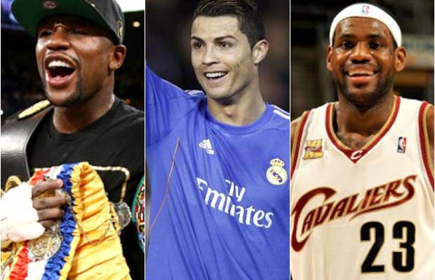 Top Athletes Networth Income