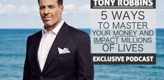 Tony Robbins Master The Game of Money and Life